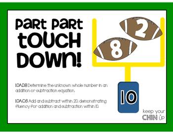 Part Part Touchdown!