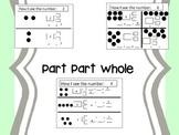 Part Part Whole - 1st Grade