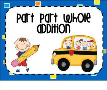 Part Part Whole Addition