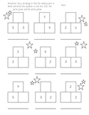 Part-Part Whole: Addition and Subtraction