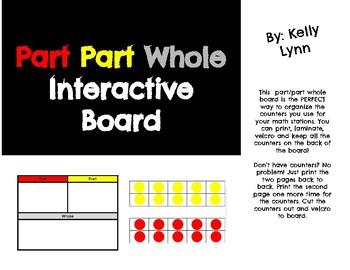 Part Part Whole  Board