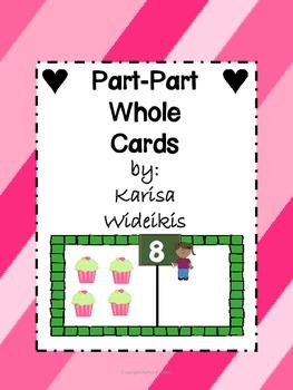 Part-Part-Whole Cards