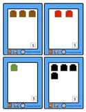 Part, Part, Whole Center Cards