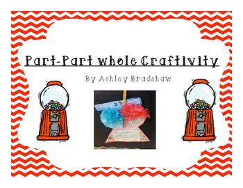 Part Part Whole Craftivity