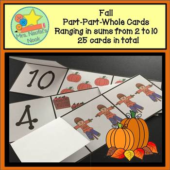 Part Part Whole - Fall Theme