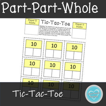 Part-Part-Whole Math Games