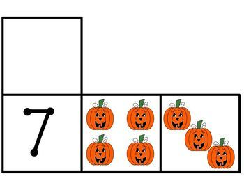 Part Part Whole - Halloween Theme