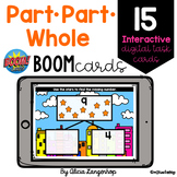 Part Part Whole   Interactive BOOM Cards™