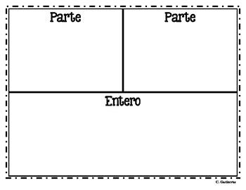 Part Part Whole Mat