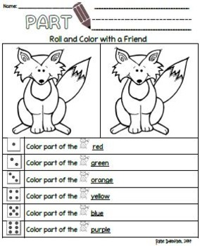 Part Part Whole Math Strategy Introduction