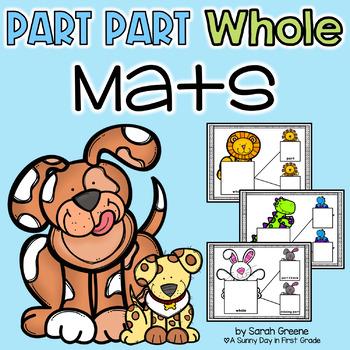 Part Part Whole Mats!