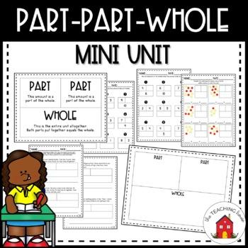 Part Part Whole Mini Unit