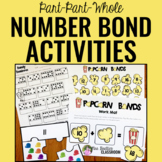 Part-Part-Whole Number Bond Activities and Puzzles