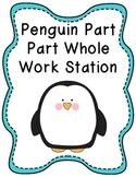 Part Part Whole Penguins Workstation (1-10)