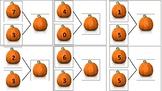 Part-Part-Whole Pumpkin Task Cards