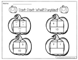 Part-Part-Whole Pumpkins