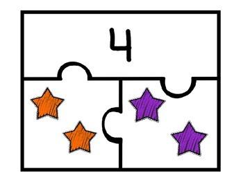 Part Part Whole Puzzle