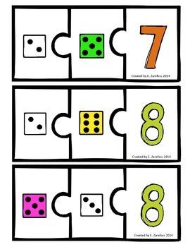 Part-Part-Whole Puzzle