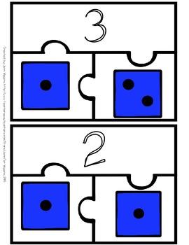 Part Part Whole Puzzle Fun Sampler Freebie