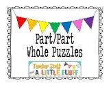 Part Part Whole Puzzles