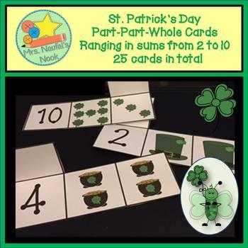 Part Part Whole - St. Patrick's Day