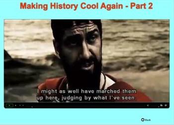 Part Two - Making History Cool Again - Bill Burton