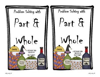 Part & Whole Problem Solving-a decodable book