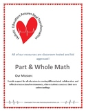 Part and Whole Number Sense