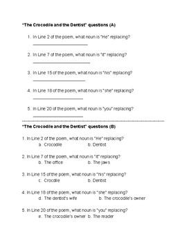 Part of Speech Boot Camp, day 3: Pronouns (Whole Brain Teaching)