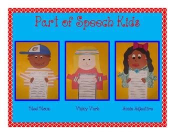 Part of Speech Kids