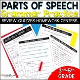 Parts of Speech   Verbs, Nouns, Pronouns, Adjectives, & Ad