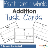 Part part whole additon task cards