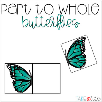 Part to Whole Butterflies