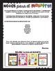 Partes de habla/ Parts of Speech Spanish Posters