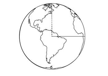 Partes de la Tierra