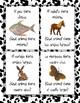 Partes del cuerpo de los animales