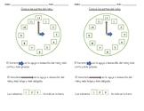 Partes del reloj - la hora - los minutos
