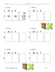 Partial Products - Box Multiplication 2 by 1