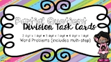 Partial Quotient Division Task Cards