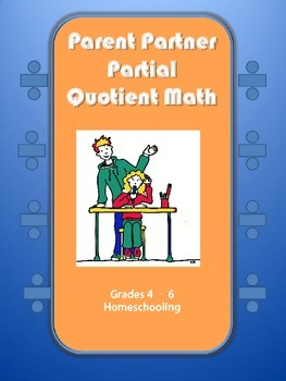 Partial Quotient Parent Partner Math