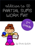 Partial Sums Addition Work Mat