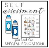 Participation Rubric - Self Assessment - WITH VISUALS!