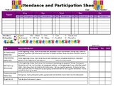 Participation Tracker