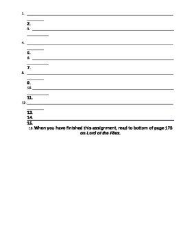 Participial Phrases Practice