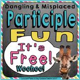 Participle Fun Freebie