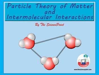 Particle Model of Matter and Intermolecular Interactions