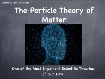 Particle Theory of Matter: Interactive Powerpoint