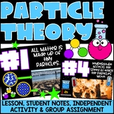 Particle Theory of Matter Lesson