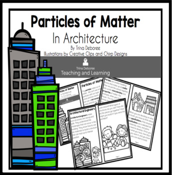 Particles of Matter In Architecture