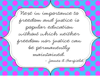 Parting Thought for Teachers Lounge Radio Episode 15